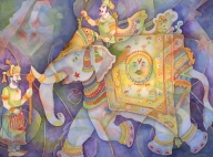 The Maharaja's Magic Elephant